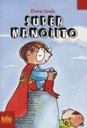 Couverture du livre : Super Manolito