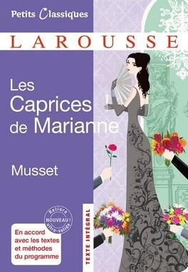 Couverture du livre : Les Caprices de Marianne