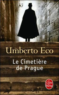 Couverture du livre : Le Cimetière de Prague