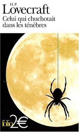 Couverture du livre : Celui qui chuchotait dans les ténèbres