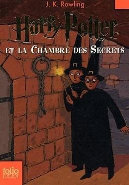 Couverture du livre : Harry Potter, Tome 2 : Harry Potter et la Chambre des secrets