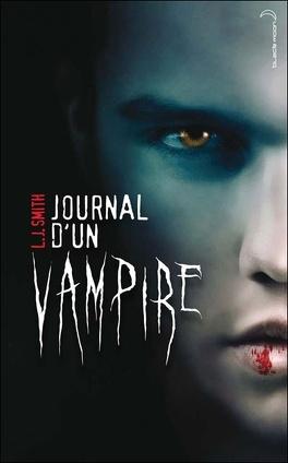 Couverture du livre : Journal d'un vampire, Tome 1 : Le Réveil
