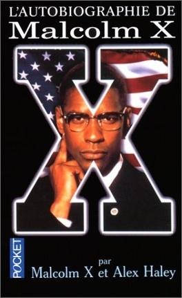 Couverture du livre : L'autobiographie de Malcolm X
