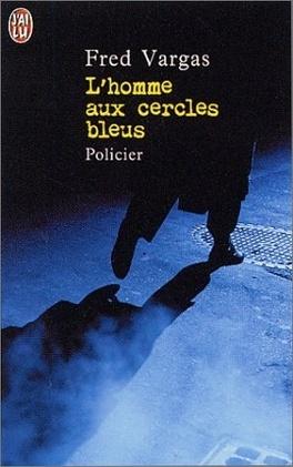 Couverture du livre : L'Homme aux cercles bleus