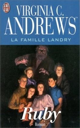 Couverture du livre : La famille Landry, tome 1 : Ruby