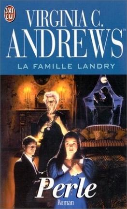 Couverture du livre : La famille Landry, tome 2 : Perle