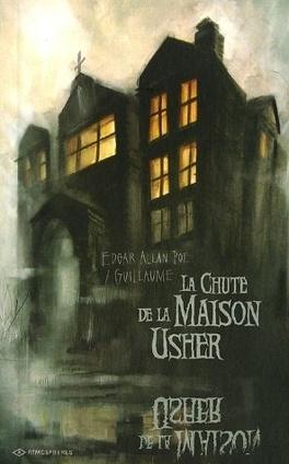 Couverture du livre : La Chute de la maison Usher