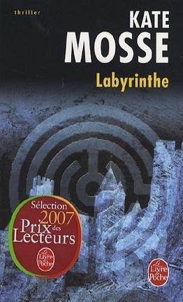 Couverture du livre : Labyrinthe