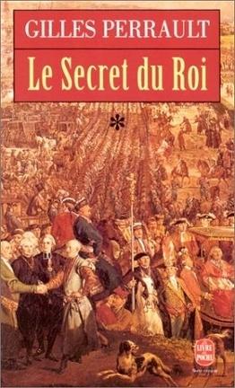 Couverture du livre : Le secret du roi