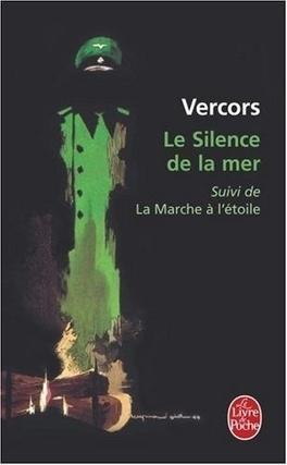 Couverture du livre : Le Silence de la mer
