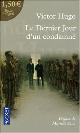 Couverture du livre : Le Dernier Jour d'un condamné