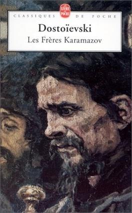 Couverture du livre : Les Frères Karamazov