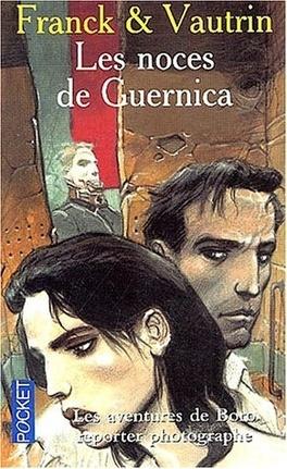 Couverture du livre : Les Noces de Guernica