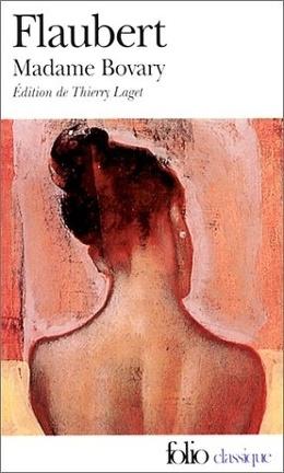 Couverture du livre : Madame Bovary