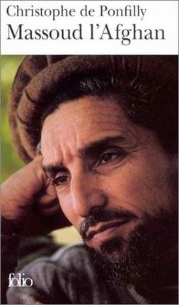 Couverture du livre : Massoud l'afghan