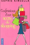 couverture Confessions d'une accro du shopping
