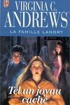 couverture La Famille Landry, Tome 4 : Tel un joyau caché