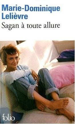 Couverture du livre : Sagan à toute allure