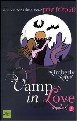 Couverture du livre : Vamp in Love, Tome 1