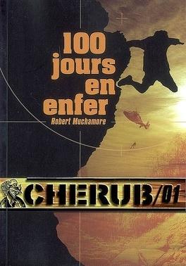 Couverture du livre : Cherub, Tome 1 : 100 jours en enfer
