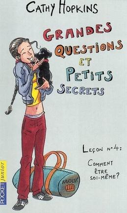 Couverture du livre : Grandes questions et petits secrets : comment être soi-même