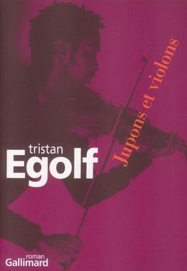 Couverture du livre : Jupons et violons