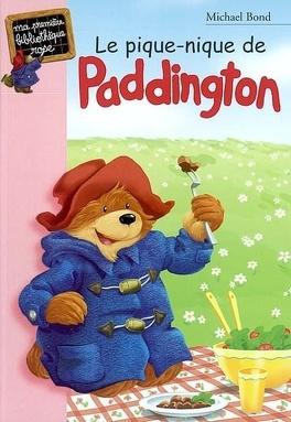 Couverture du livre : Le pique-nique de Paddington