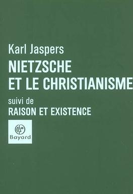 Couverture du livre : Nietzsche et le christianisme