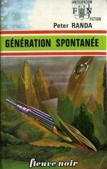 Couverture du livre : FNA -576- Génération spontanée