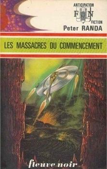 Couverture du livre : FNA -645- Les massacres du commencement