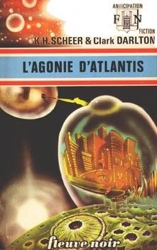 Couverture du livre : FNA -666- Perry Rhodan, tome 31 : L'Agonie d'Atlantis