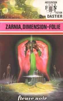 Couverture du livre : FNA -697- Zarnia, dimension-folie