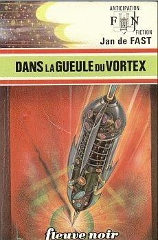 Couverture du livre : FNA -678- Dans la gueule du vortex