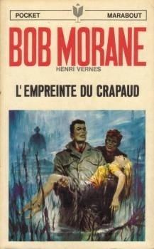 Couverture du livre : L'Empreinte du Crapaud
