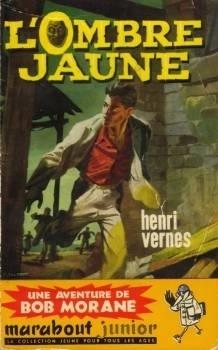 Couverture du livre : L'Ombre jaune