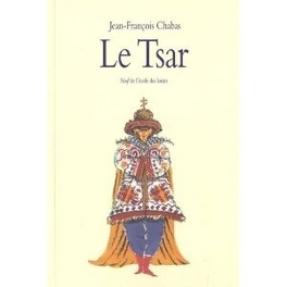 Couverture du livre : Le Tsar