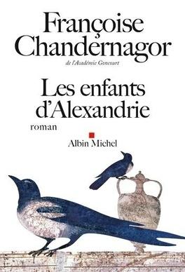 Couverture du livre : Les enfants d'Alexandrie