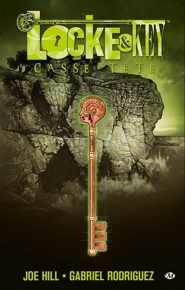 Couverture du livre : Locke & Key, tome 2 : Casse-Tête