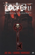 Locke & Key, tome 1 : Bienvenue à Lovecraft
