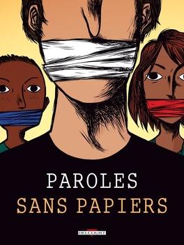 Couverture du livre : Paroles sans papiers