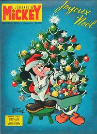 Couverture du livre : Le Journal de Mickey N°657