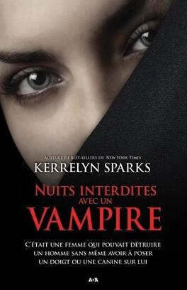 Couverture du livre : Histoires de vampires, Tome 7 : Nuits interdites avec un vampire
