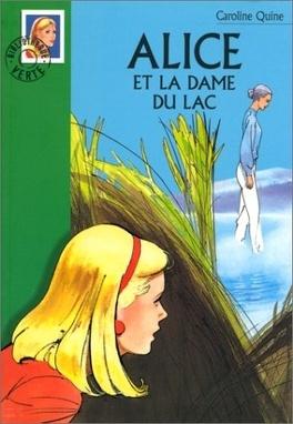 Couverture du livre : Alice et la dame du lac