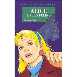 Couverture du livre : Alice et les félins