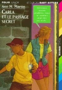 Couverture du livre : Carla et le passage secret (Doublon)