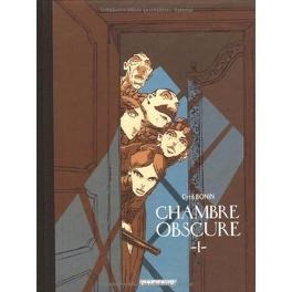 Couverture du livre : Chambre Obscure,Tome 1