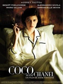 Couverture de Coco Chanel pour l'amour des femmes