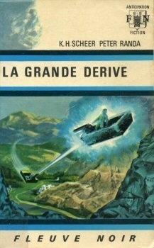 Couverture du livre : FNA -316- La grande dérive