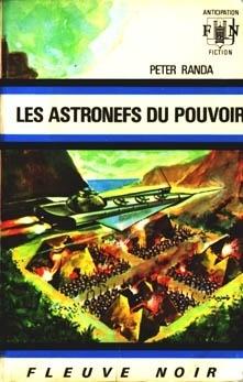 Couverture du livre : FNA -476- Les Astronefs du pouvoir