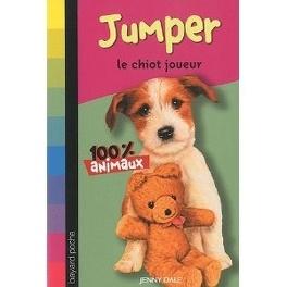 Couverture du livre : Jumper, le chiot joueur